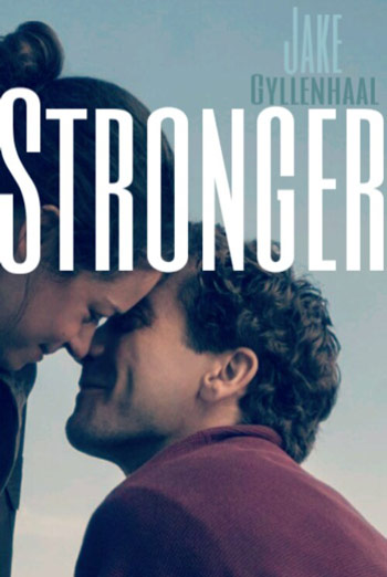 Stronger Official Trailer movie poster
