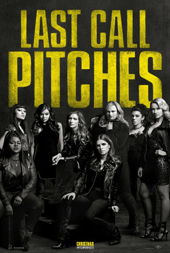 Pitch Perfect 3 - The Riff-Off Feature movie poster