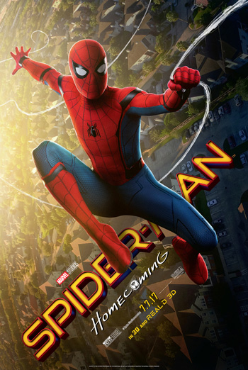 Spider-Man: Homecoming - Trailer movie poster