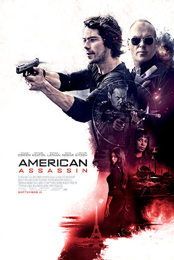 American Assassin Teaser Trailer movie poster
