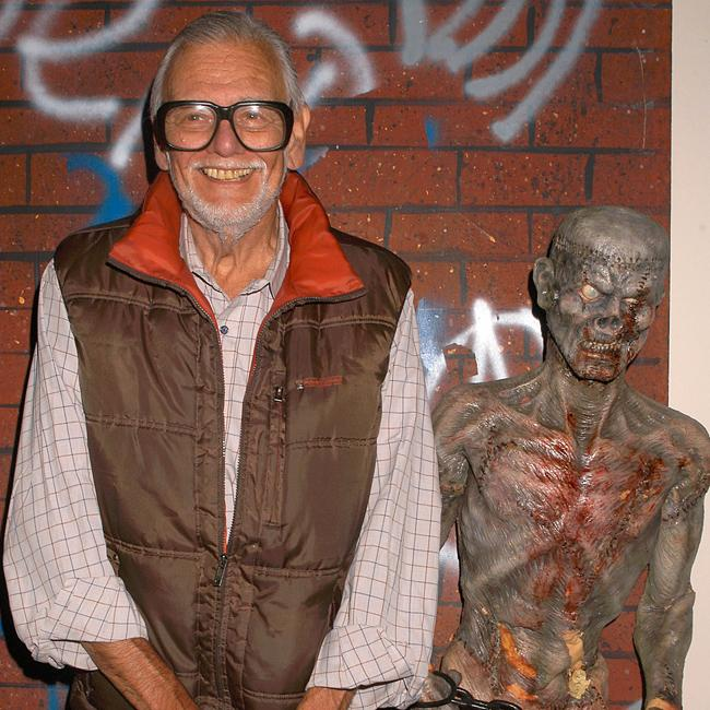 George Romero says Hollywood won't finance indie zombie films