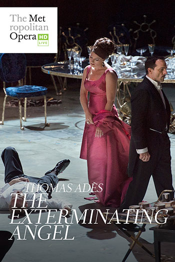 MET Opera HD LIVE 2017-18 Season - The Exterminating Angel Promo movie poster