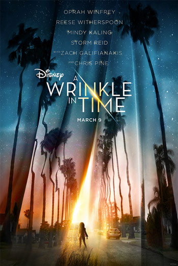 A Wrinkle In Time Trailer 3 movie poster