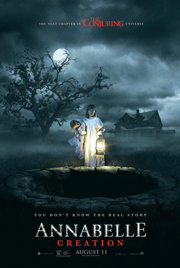 Annabelle: Creation - Official Trailer movie poster