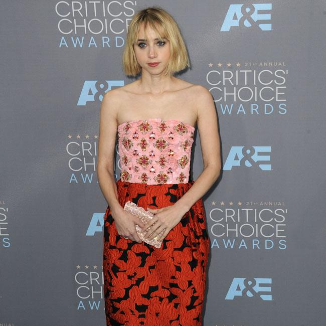 Zoe Kazan thinks acting is 'a very strange profession'
