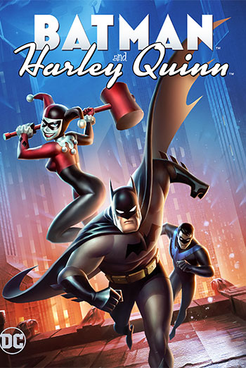 Batman and Harley Quinn - Trailer movie poster