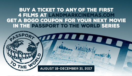 Passport to the World BOGO offer