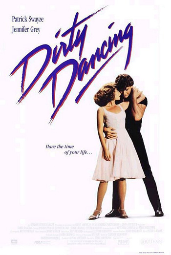 Dirty Dancing Trailer movie poster