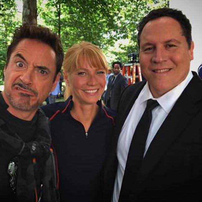 Robert Downey Jr confirms Gwyneth Paltrow and Jon Favreau for Avengers: Infinity War