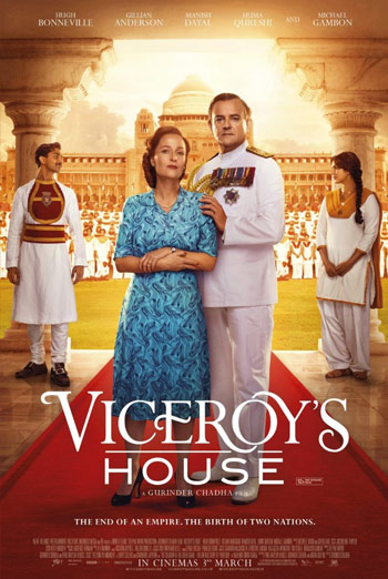 Viceroy's House Trailer movie poster
