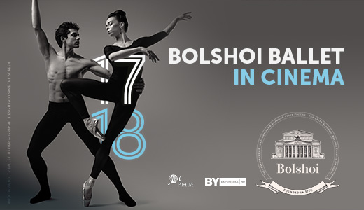 Bolshoi Ballet In Cinema 2017-18 Season