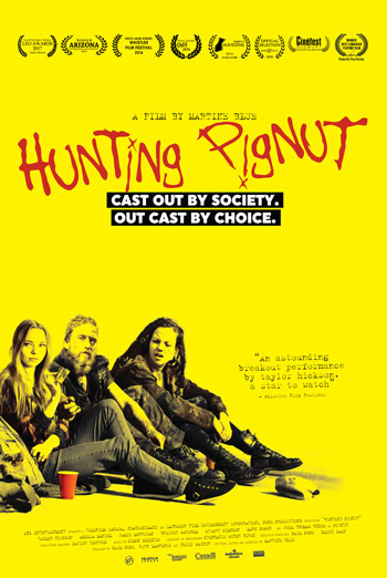 Hunting Pignut Trailer movie poster