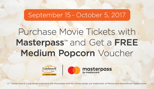 Masterpass™ Offer