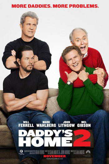 Daddy's Home 2 Trailer 2 movie poster