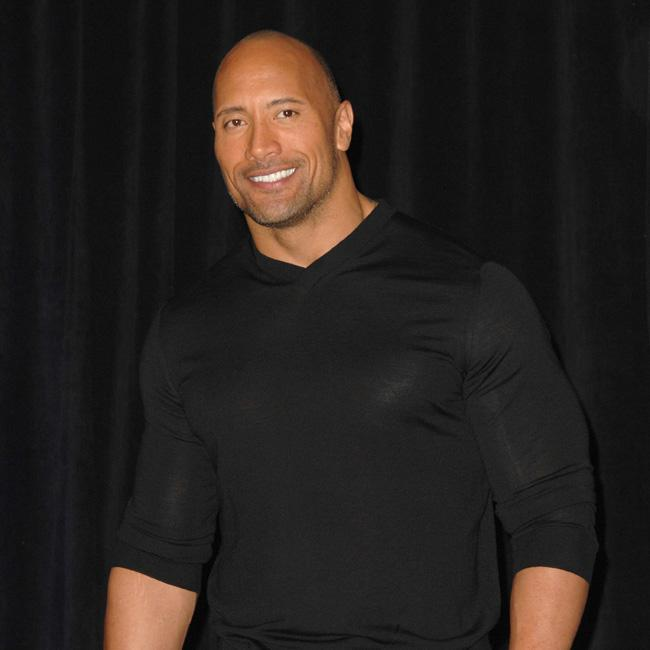 Dwayne Johnson says IT is brilliantly scary