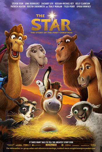 The Star Trailer movie poster