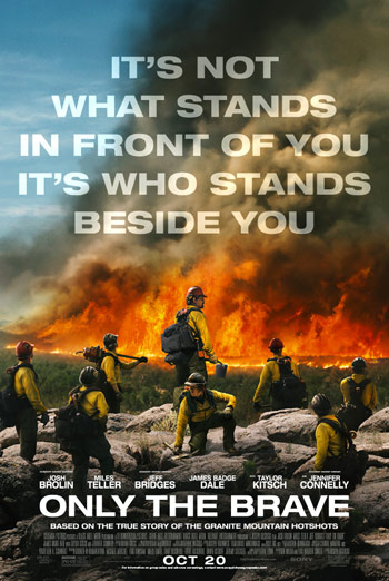 Only the Brave Trailer 3 movie poster