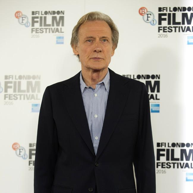 "Bill Nighy got into acting because he wanted ""long periods of no work""."