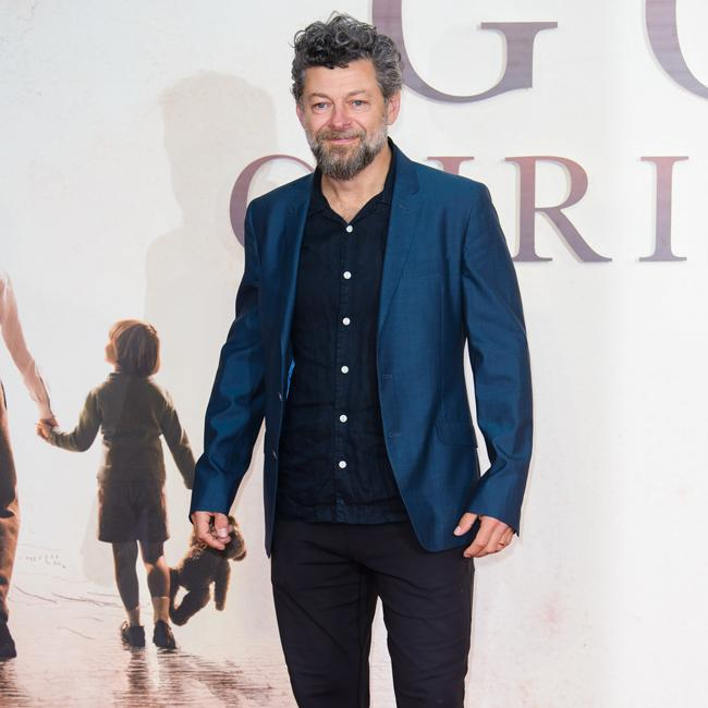 Andy Serkis remembers 'incredible' Carrie Fisher