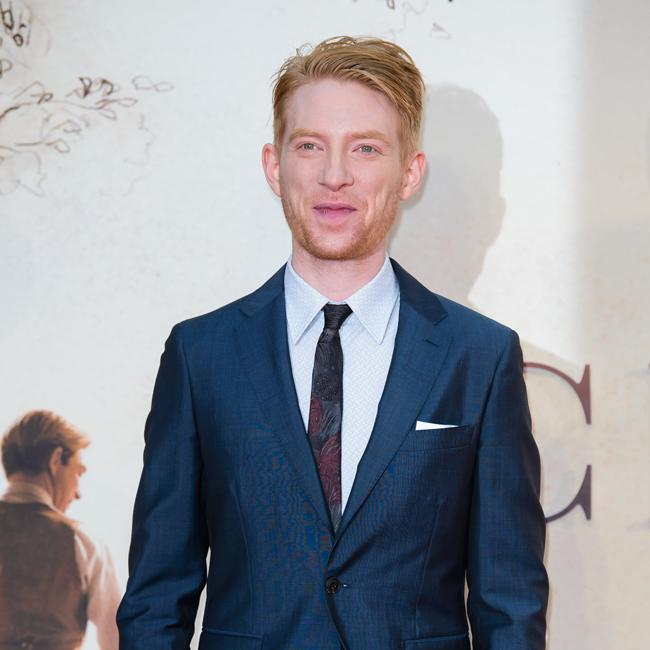 Domhnall Gleeson confirms he will be in third Star Wars movie