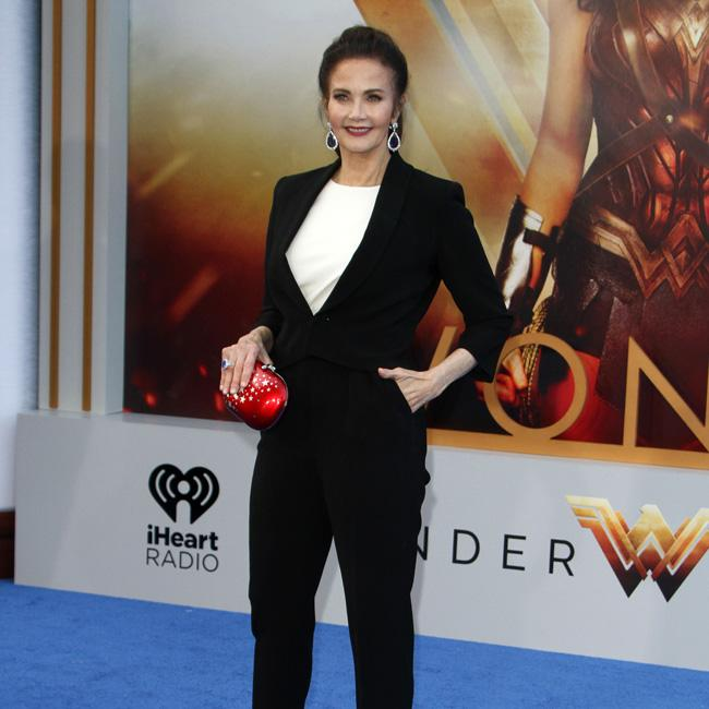Lynda Carter hits back at James Cameron's 'thuggish jabs'