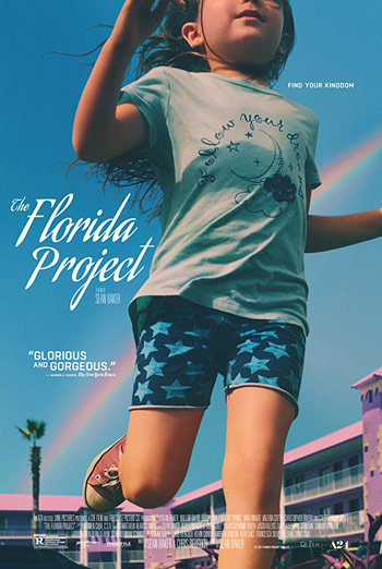 The Florida Project Trailer movie poster