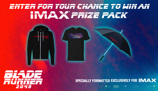 Win a Blade Runner 2049 Prize Pack