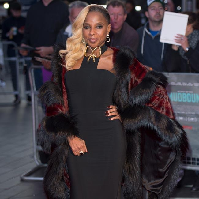 Mary J Blige hopes Mudbound makes audience ask questions