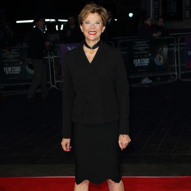 Annette Bening felt safe working with Jamie Bell