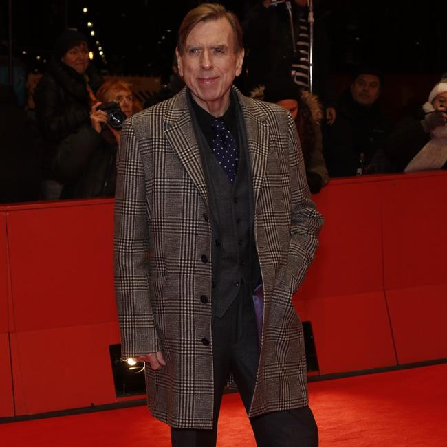 Timothy Spall's movie heroes
