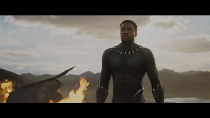 watch Black Panther - Trailer 2