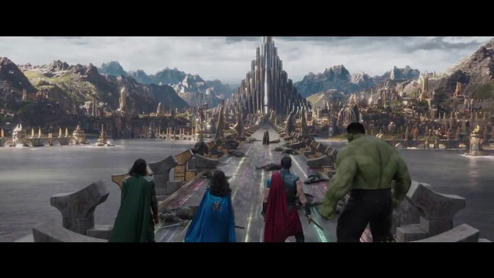 watch Thor: Ragnarok - Destiny Spot