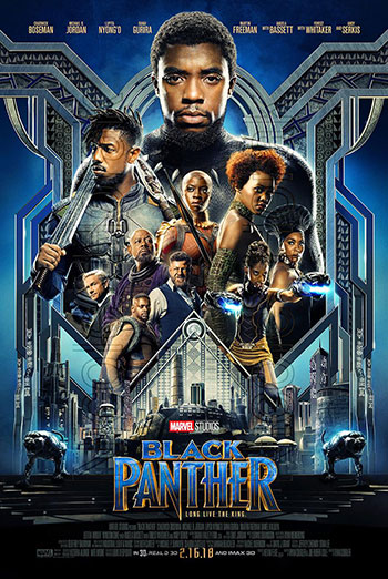 Black Panther - Trailer 2 movie poster