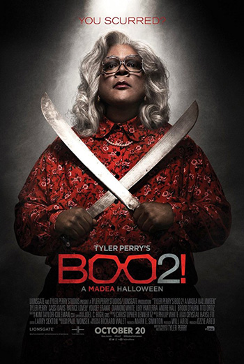 Boo 2! A Madea Halloween Trailer   Landmark Cinemas