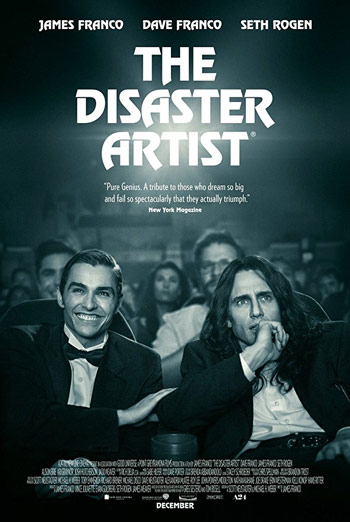 The Disaster Artist - OFFICIAL TRAILER movie poster