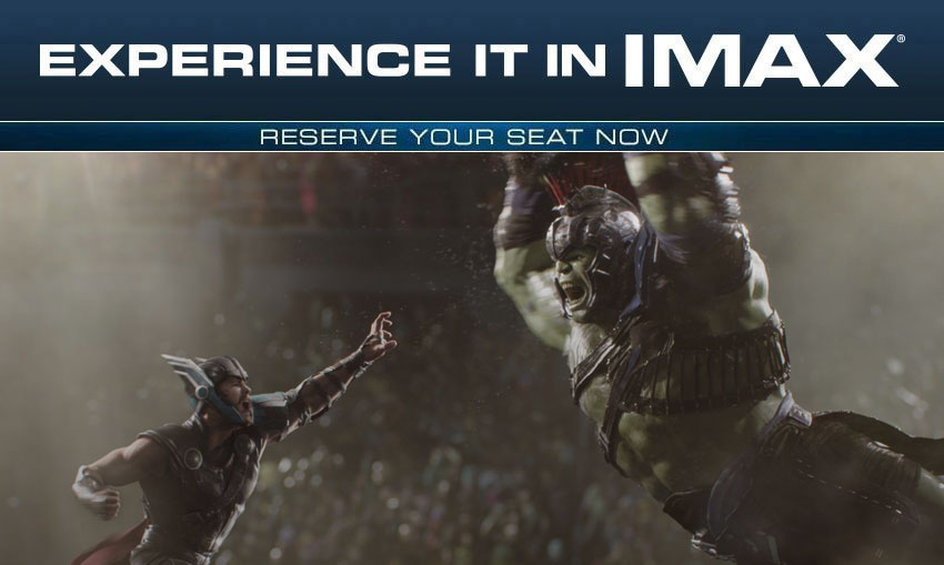 The IMAX Experience