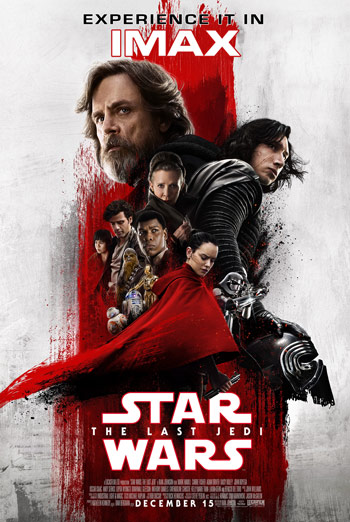 Star Wars: The Last Jedi Official IMAX® Trailer 2 movie poster