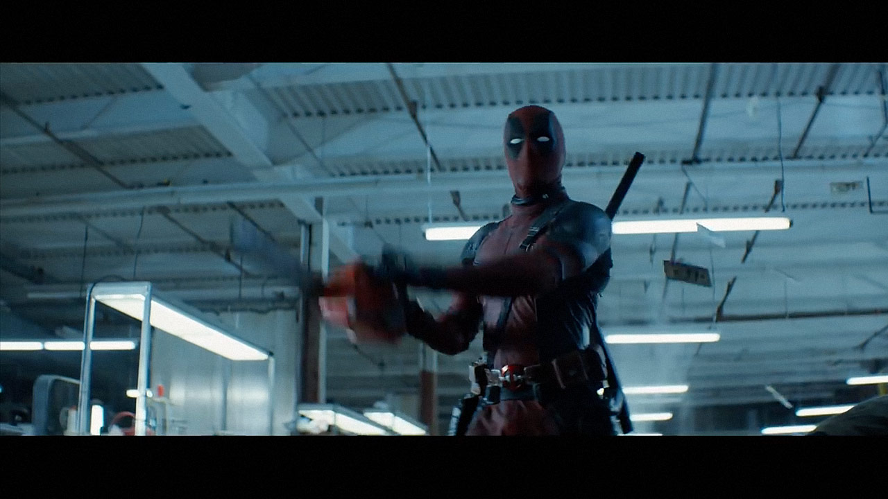 watch Deadpool's Wet On Wet Teaser Trailer [Restricted]