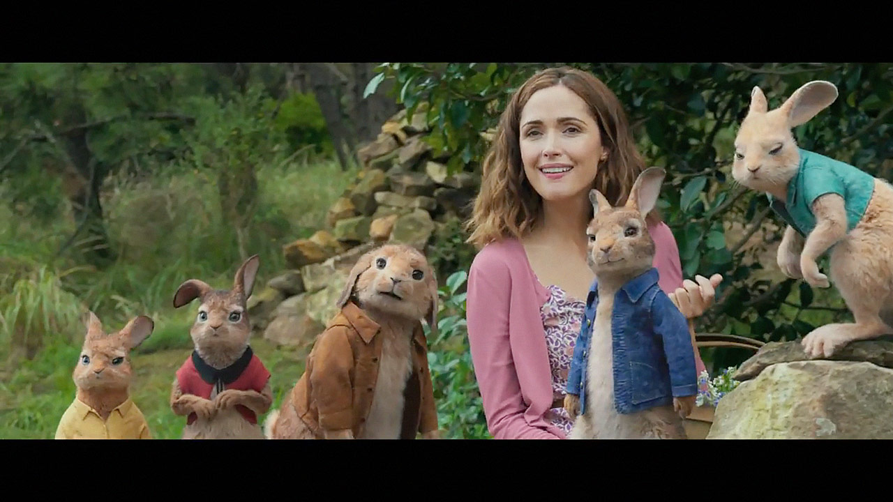 watch Peter Rabbit Trailer 2