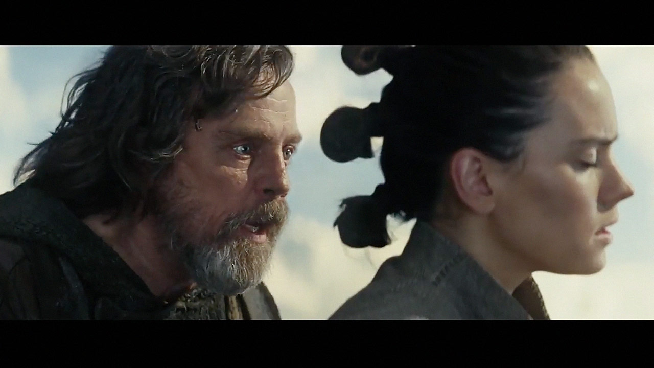 watch Star Wars: The Last Jedi - Tempt