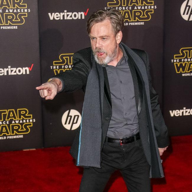 Mark Hamill won't be defined by Star Wars role