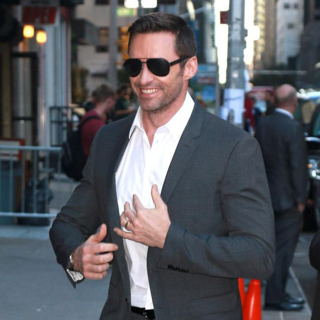 Hugh Jackman doesn't want to be humiliated on screen