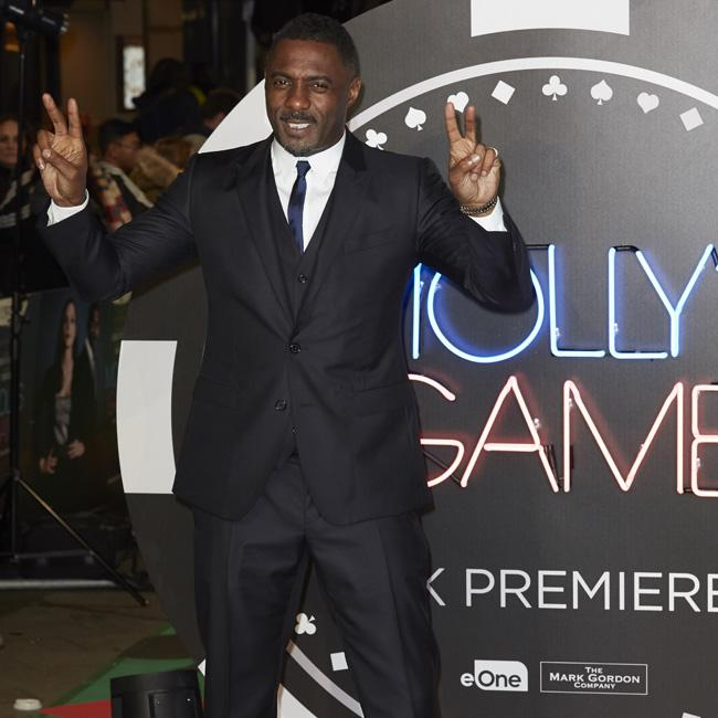 Idris Elba was unsure about playing in Molly's Game