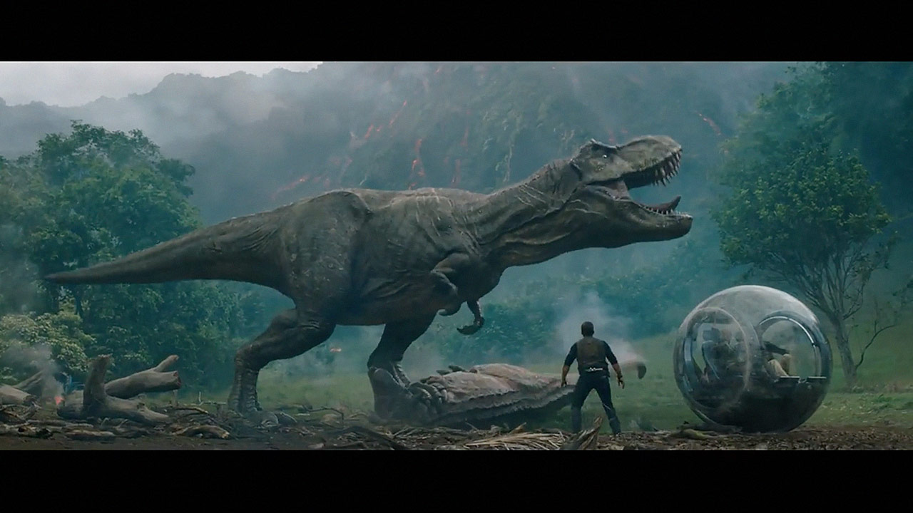 watch Jurassic World: Fallen Kingdom - Trailer