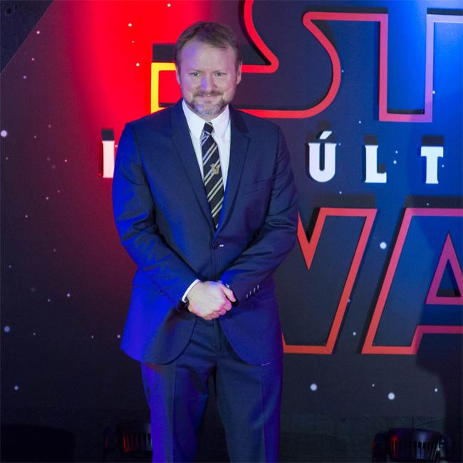 Rian Johnson excited for Star Wars: The Last Jedi