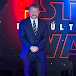 Rian Johnson intimidated by Mark Hamill