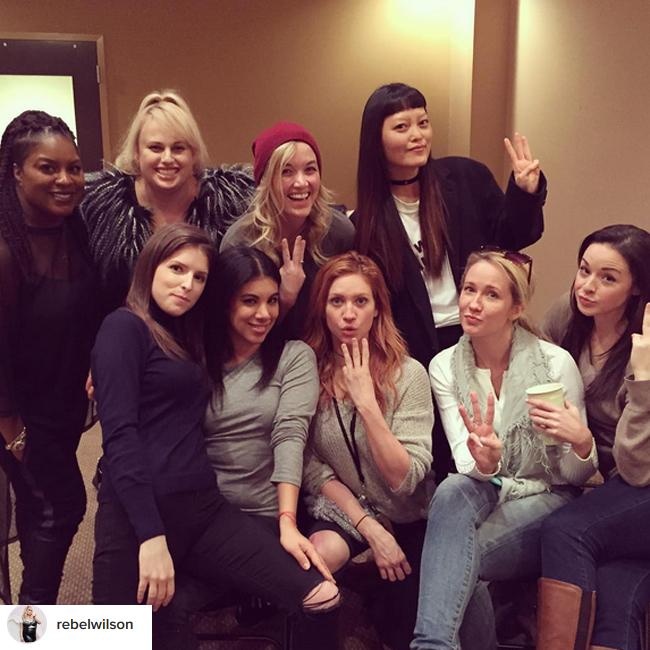 Pitch Perfect 3 director explains absence of male stars