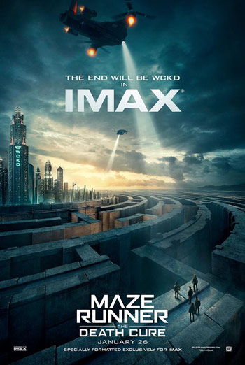 Maze Runner: The Death Cure IMAX