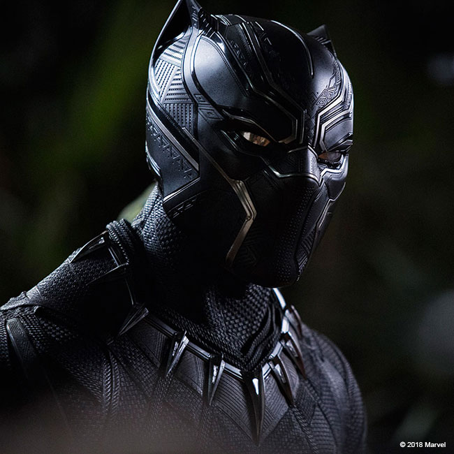 Marvel Studios' Black Panther advance tickets now on sale
