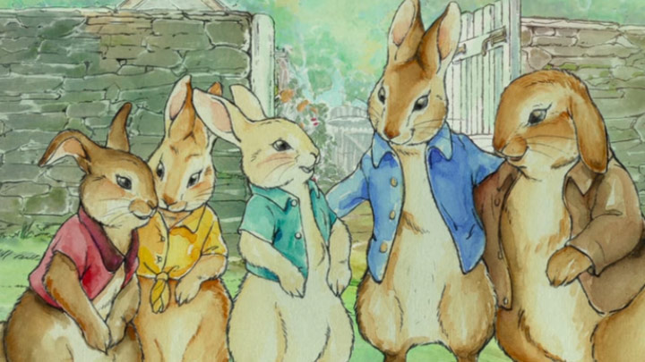 watch PETER RABBIT Vignette - Beatrix Potter's Legacy